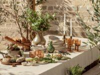 Украшаем стол: 10 ключевых предметов для летней сервировки